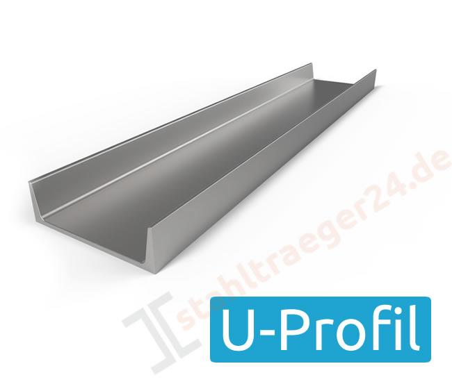 Stahlträger U-Profil